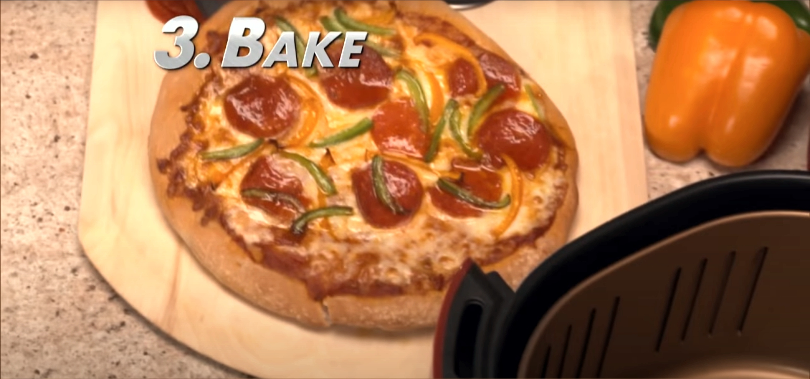 bake with power air fryer